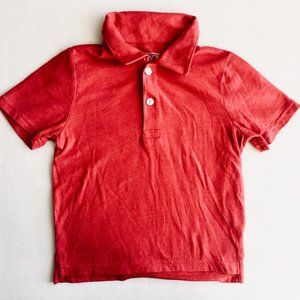 Red Jersey Polo